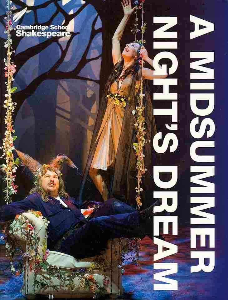 A Midsummer Night's Dream By Buckle, Linda (EDT)/ Gibson, Rex (EDT)/ Wienand, Vicki (EDT)/ Andrews, Richard (EDT)